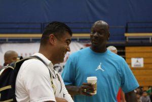 Michael Jordan Camp 2013