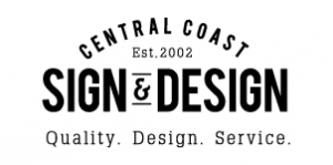 Central Coast Sign Design
