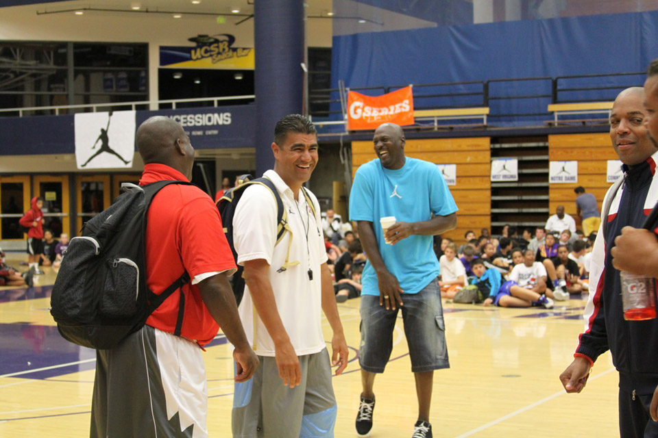 Michael Jordan Gil Basketball Academy