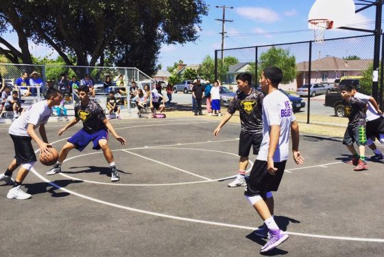 3 on 3 Closter Park