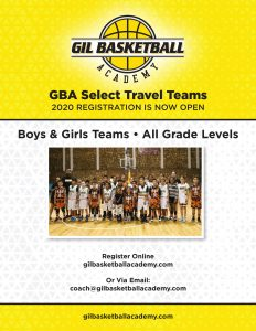 GBA Select Travel Team