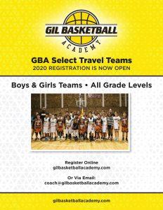 GBA Select Travel Team