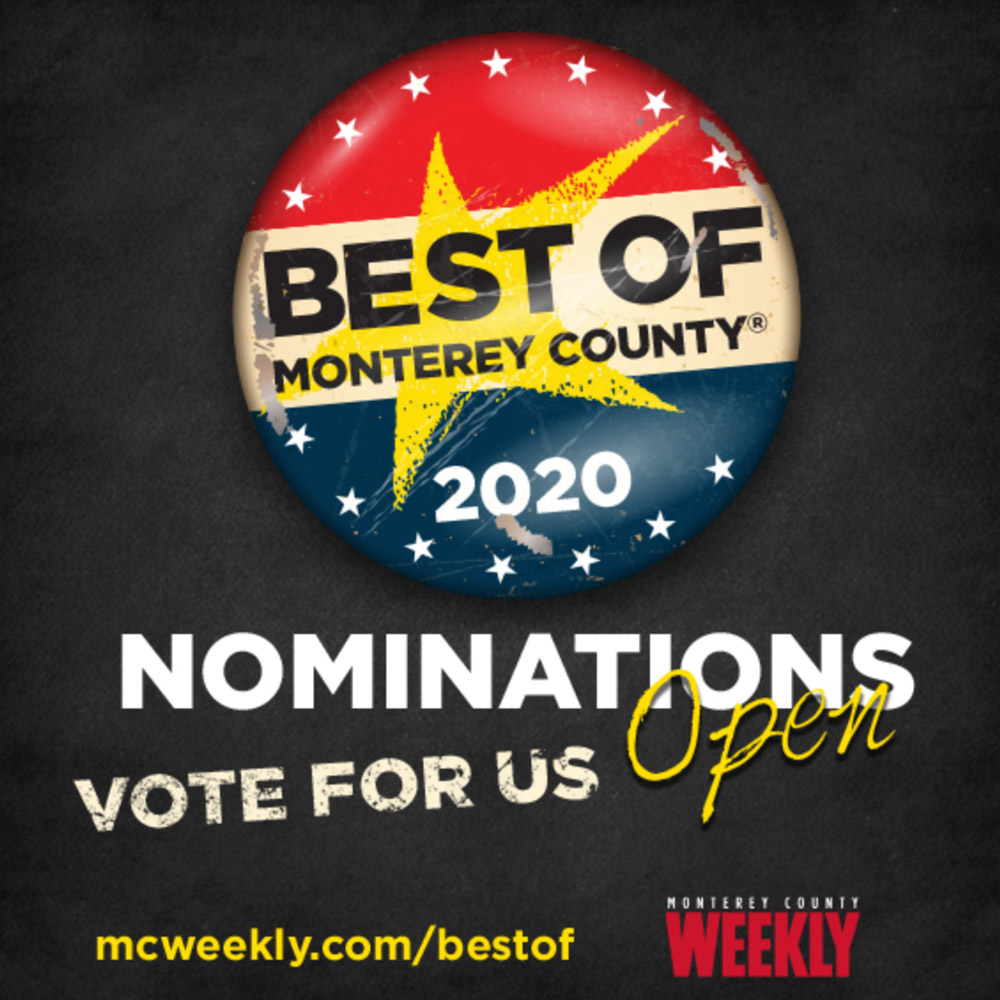 Best of Monterey County 2020