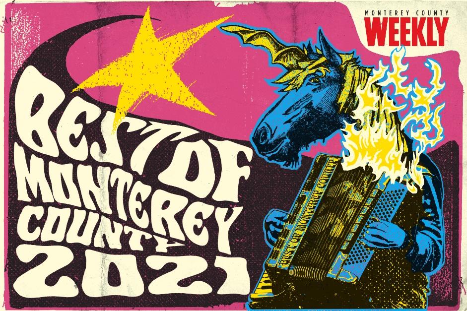 Best of Monterey County 2021 Banner